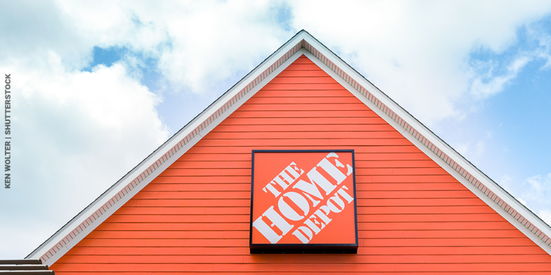 Employee benefits at The Home Depot