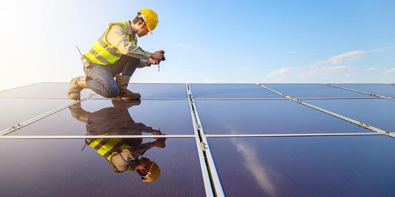 Green industry jobs that don't require a college degree
