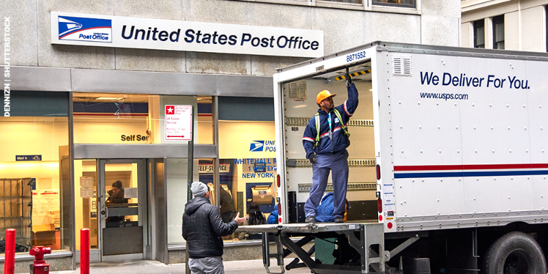 How to apply for a job at the United States Post Office