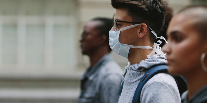 Customers refusing to wear masks: keeping front-line workers safe