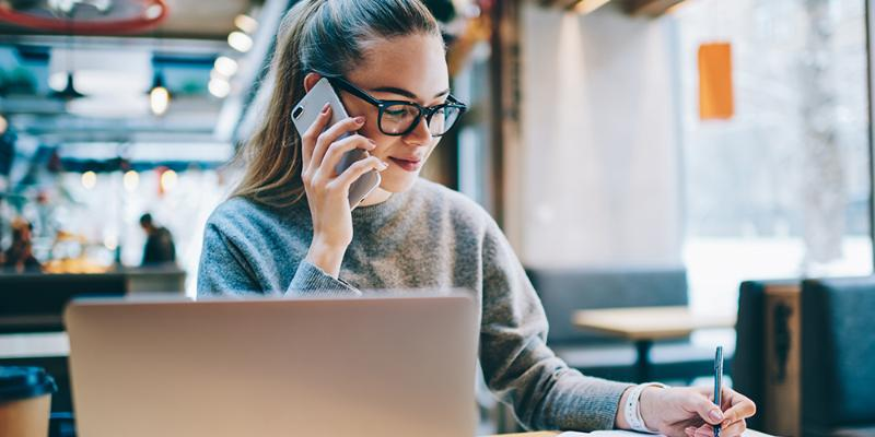 Top phone interview questions: Tips and example answers