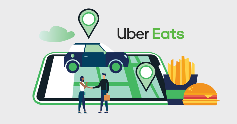 Working at Uber Eats