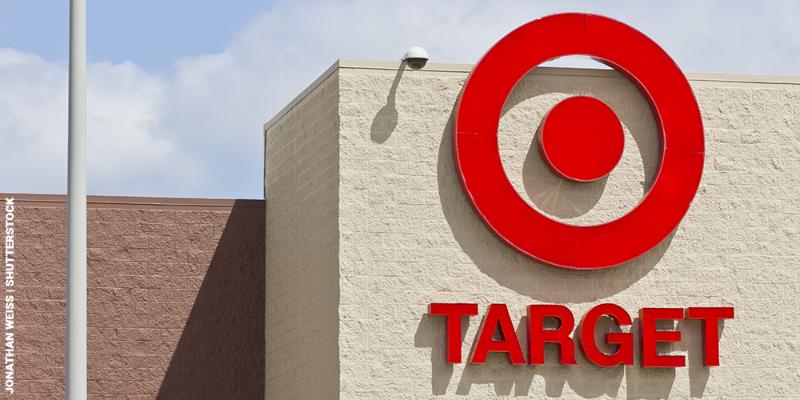 Target employee benefits breakdown