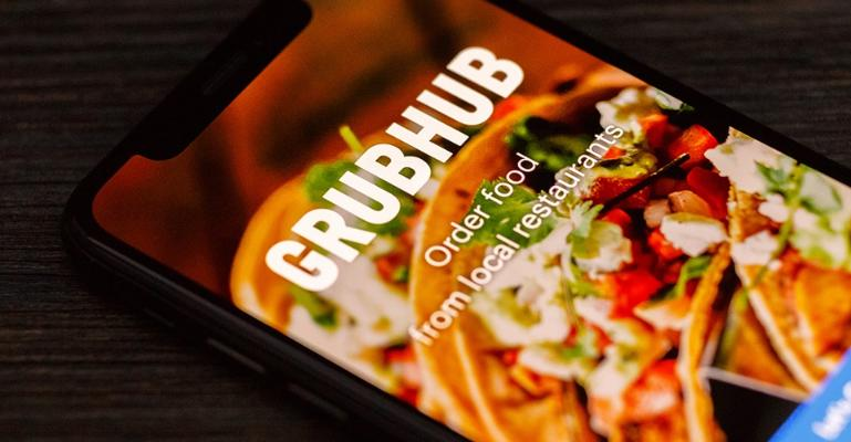 Worker benefits offered to Grubhub drivers