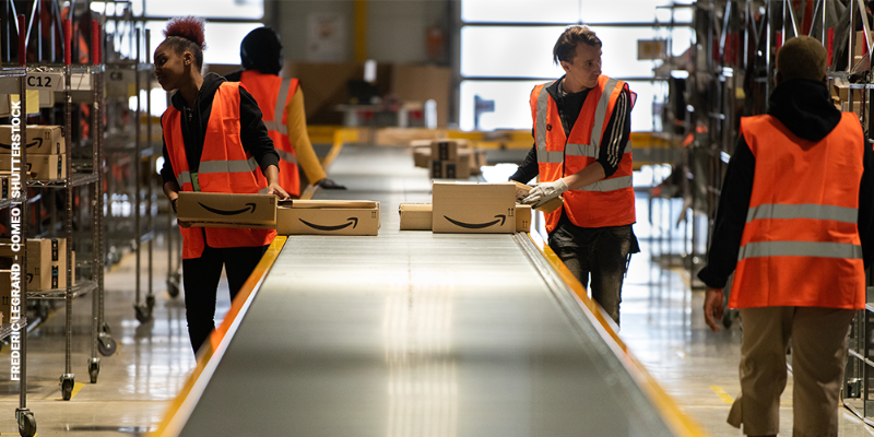 How to apply for a job at Amazon fulfillment centers