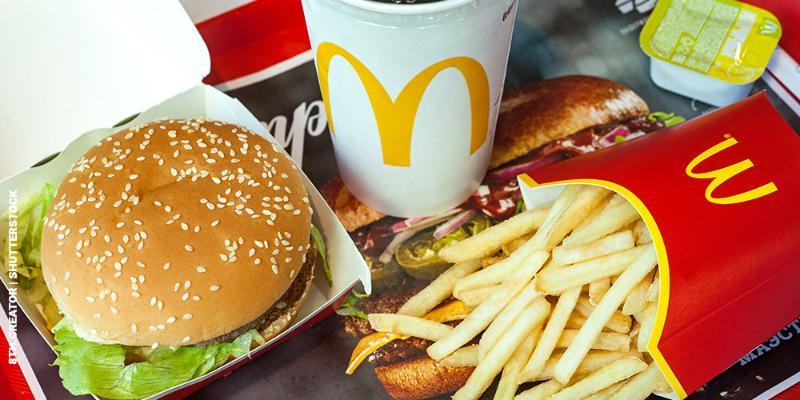 Popular positions at McDonald's