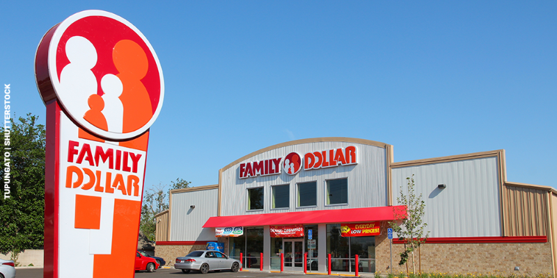 Employee benefits at the Dollar Tree and Family Dollar stores