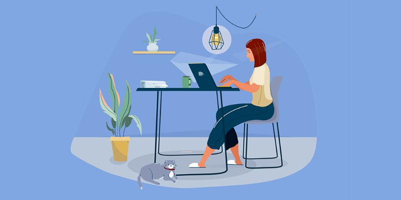 Work at home with Alorica