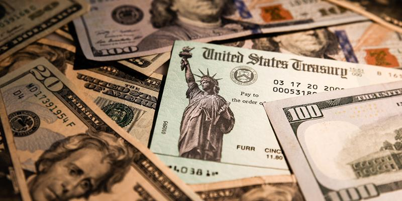 $1,400 stimulus boost with American Relief Plan